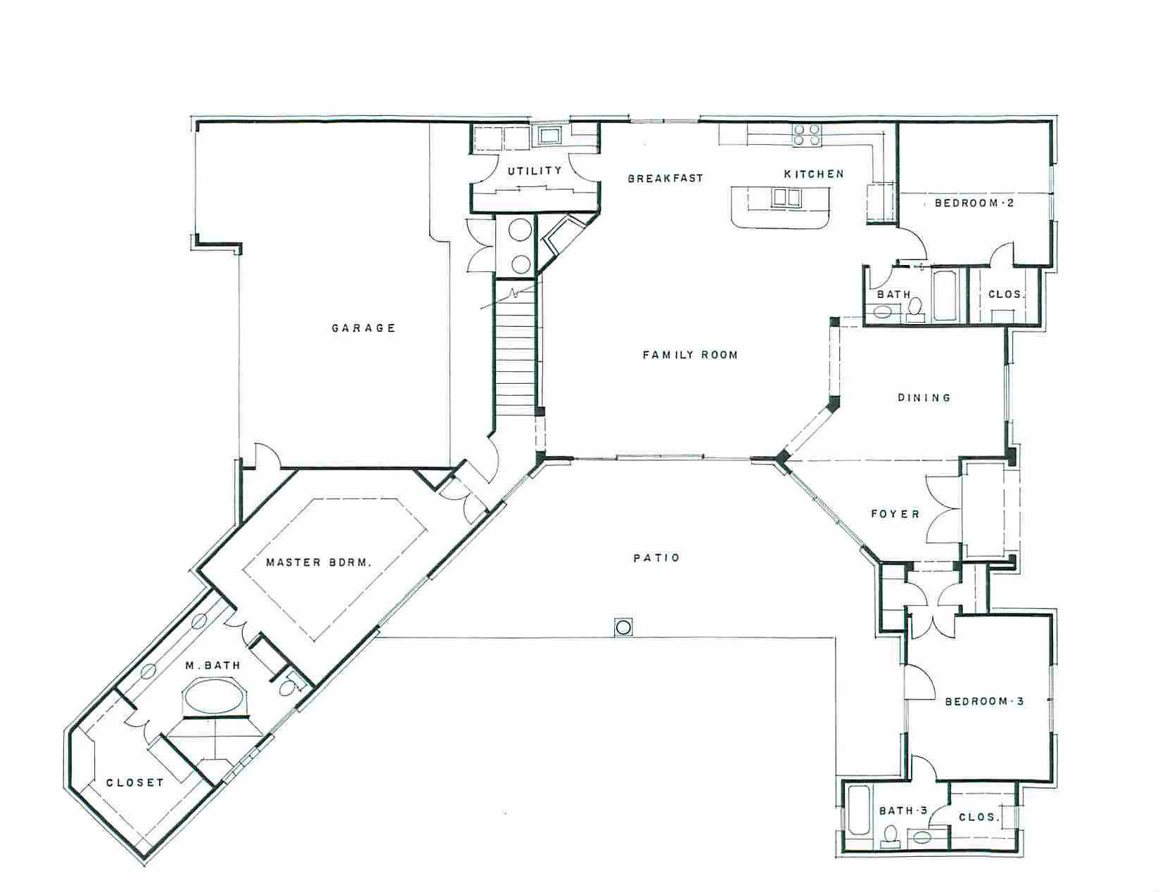 3300 mike thoma construction for Oxford floor plan